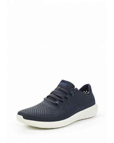 Синие кроссовки Crocs