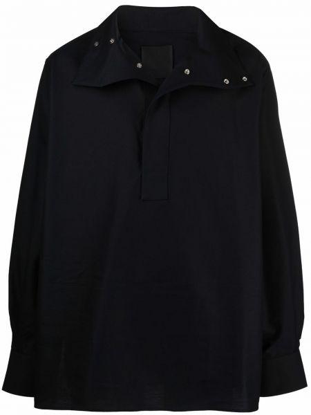 Koszula ze stójką - czarna Givenchy