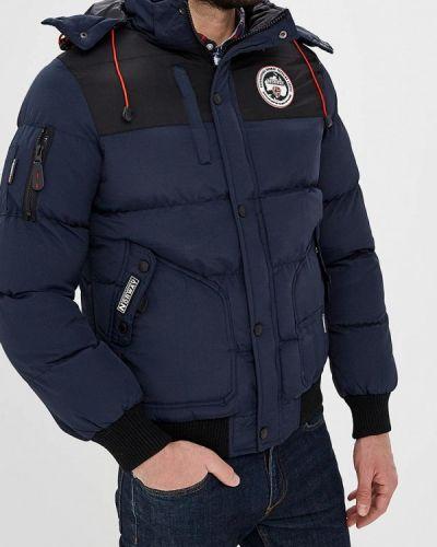 Утепленная куртка укороченная зимняя Geographical Norway