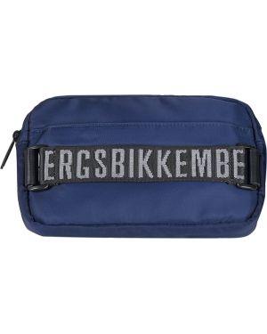 Текстильная сумка - синяя Bikkembergs