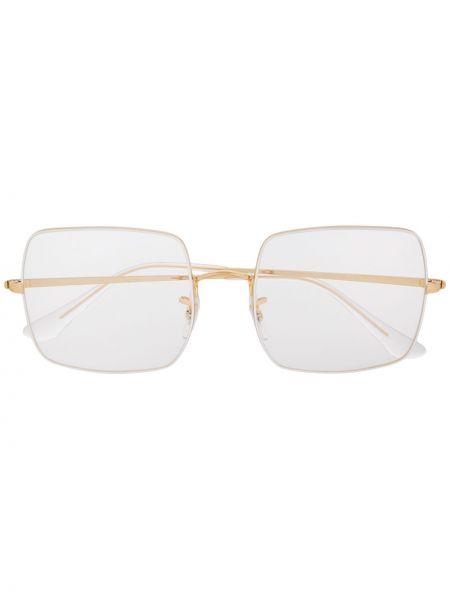 Prosto oprawka do okularów metal złoto plac Ray-ban