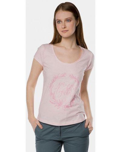 Розовая футболка Mr520