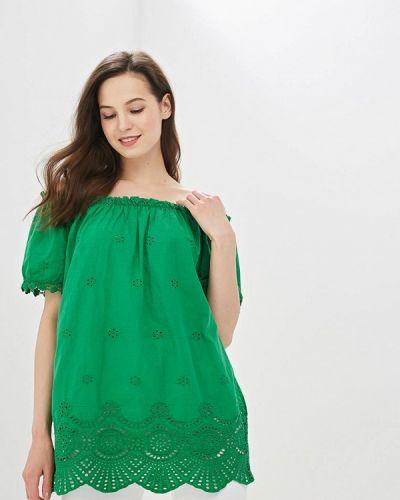 Топ - зеленый Perfect J