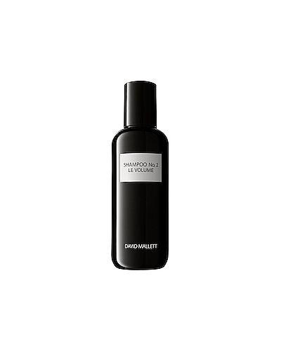 Шампунь для волос силиконовый мерцающий David Mallett