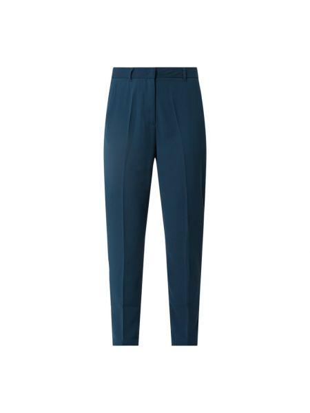 Spodnie materiałowe - niebieskie Ilse Jacobsen