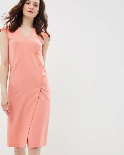Платье розовое весеннее Stylove