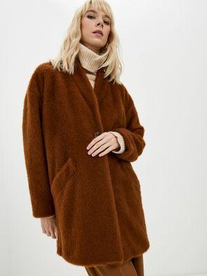Пальто - коричневое Iblues