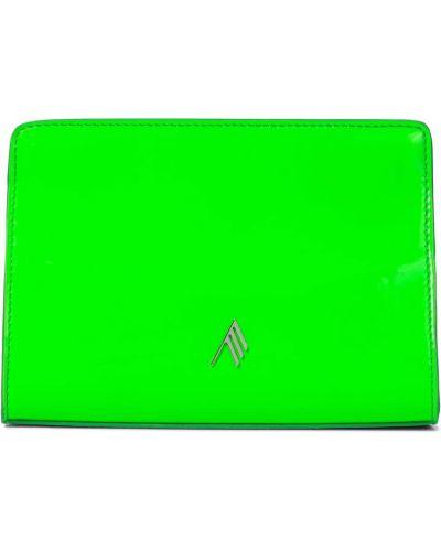Zielona kopertówka The Attico