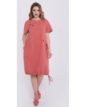 Летнее платье мини миди тм леди агата