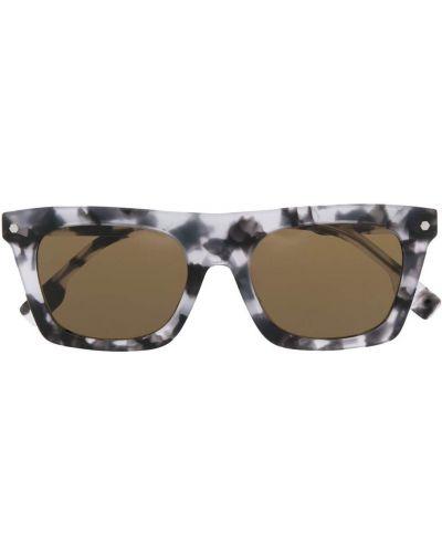 Czarne okulary Burberry Eyewear