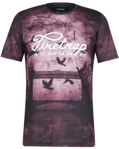 Koszulka z printem Firetrap