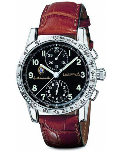 Czarny złoty zegarek Eberhard & Co.