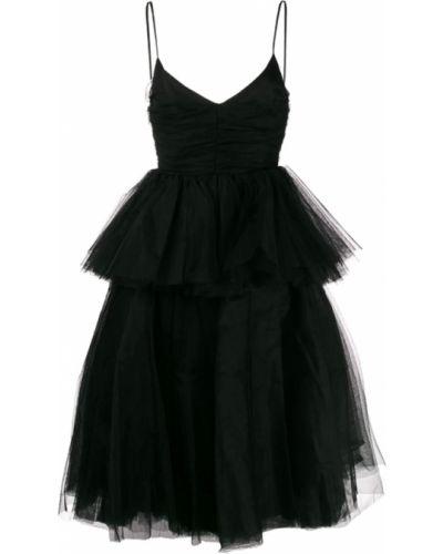 Czarna sukienka Brognano