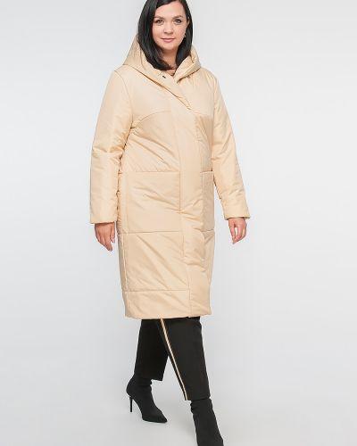 Пальто с капюшоном Лимонти