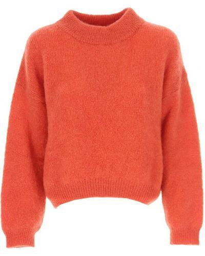 Czerwony sweter Alysi