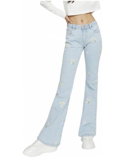 Niebieskie mom jeans Glamorous