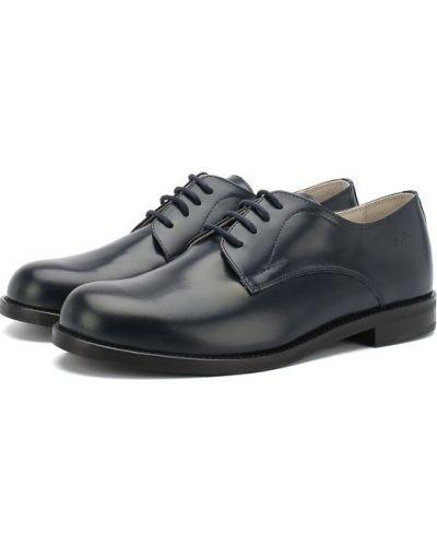 Туфли классический кожаные Il Gufo