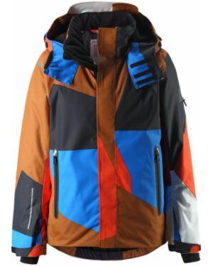 Зимняя куртка коричневый Reima