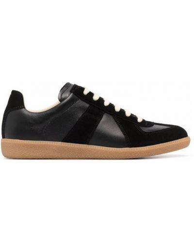 Czarne sneakersy Maison Margiela