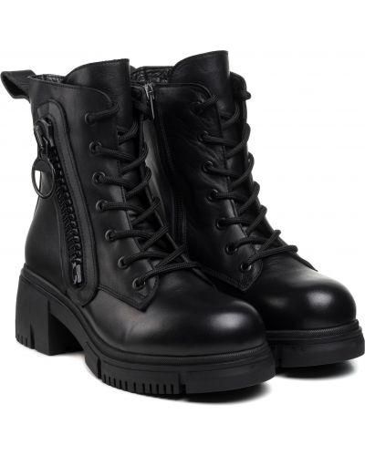 Ботинки - черные Molly Bessa