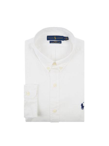 Koszula z długim rękawem długa z mankietami Polo Ralph Lauren