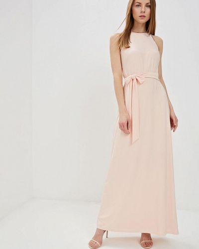 Вечернее платье розовое Lauren Ralph Lauren