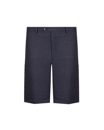 Синие шорты Brioni