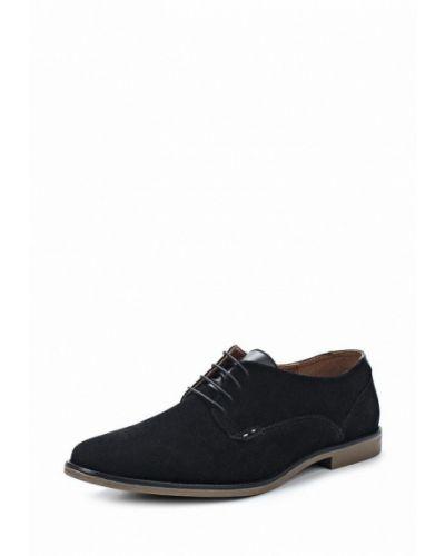 Туфли замшевые Burton Menswear London