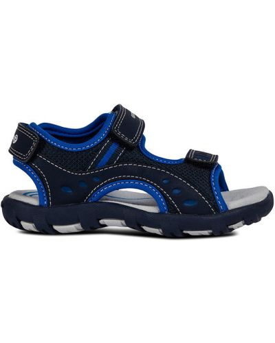Шлепанцы для обуви синий Geox