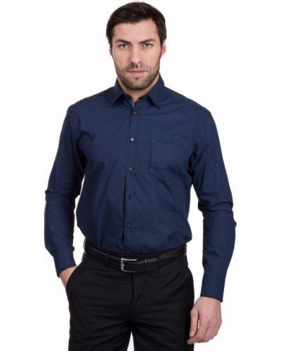 Джинсовая рубашка с длинным рукавом Calamar