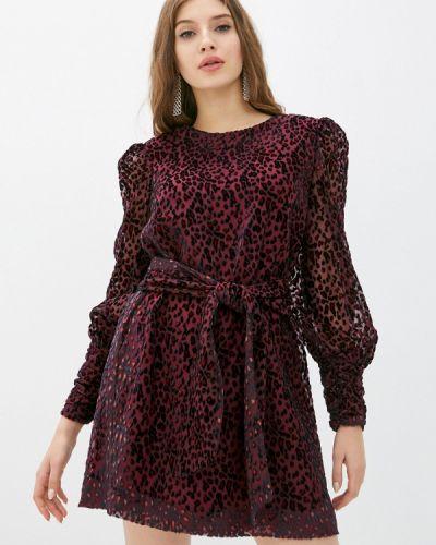 Красное вечернее платье Silvian Heach