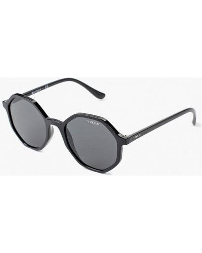 Солнцезащитные очки 2019 круглые Vogue® Eyewear