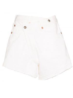 Джинсовые шорты с карманами R13
