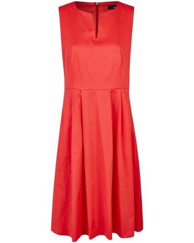 Платье - красное Daniel Hechter