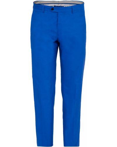 Прямые брюки с поясом хлопковые Etro