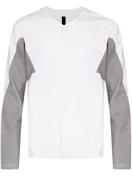 Biały sweter bawełniany Byborre