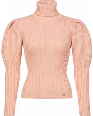 Шерстяной свитер - розовый Elisabetta Franchi