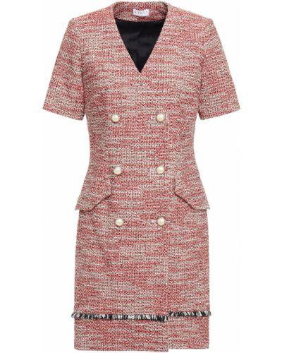 Хлопковое платье мини Claudie Pierlot