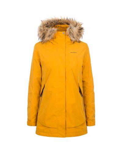 Утепленная куртка с капюшоном спортивная Merrell