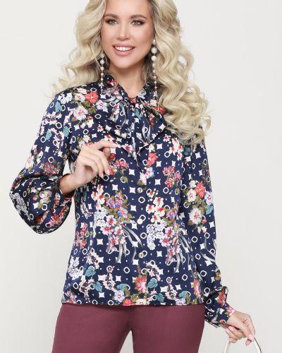 Блузка с воротником Dstrend