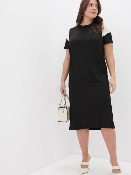 Черное платье Griol