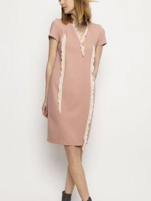 Sukienka wełniana Deni Cler Milano