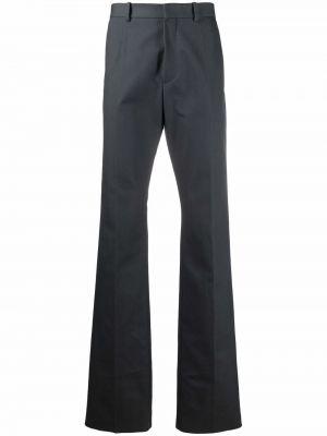 Spodnie z paskiem bawełniane Raf Simons