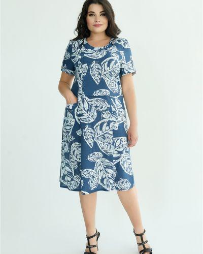 Джинсовое платье All Posa