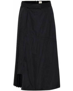 Черная юбка Tod's