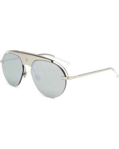 Солнцезащитные очки стеклянные Dior