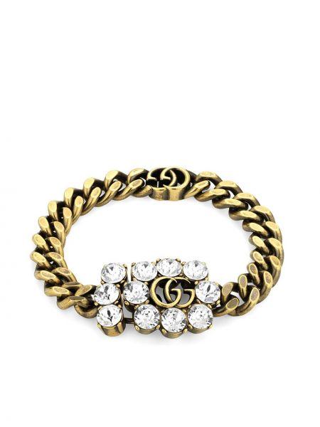 Złota bransoletka ze złota Gucci