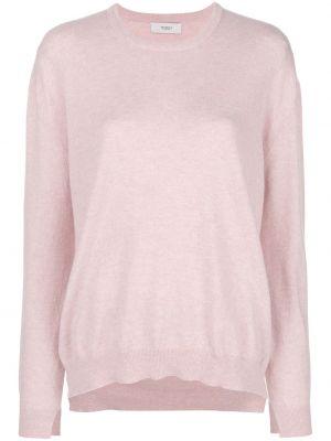 Кашемировый свитер - розовый Pringle Of Scotland