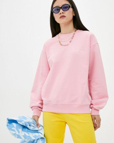 Розовая итальянская кофта Chiara Ferragni Collection