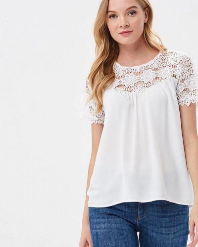 Блузка кружевная белая Edge Street